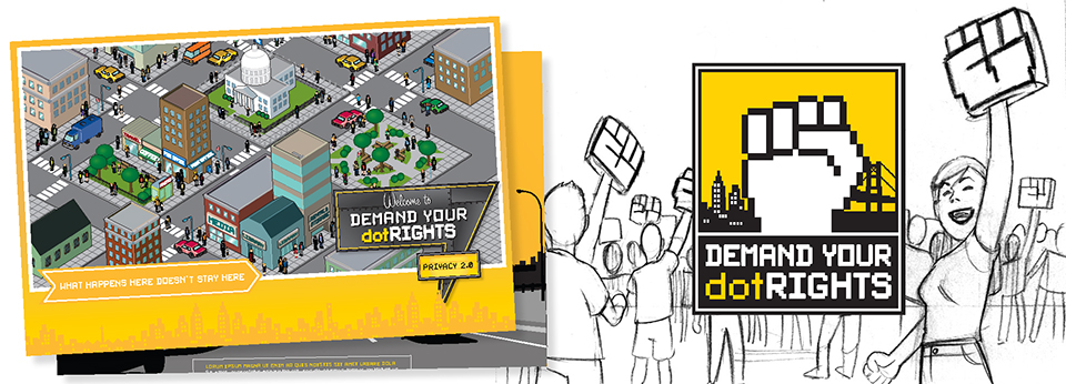 Demand Your dotRIGHTS project image